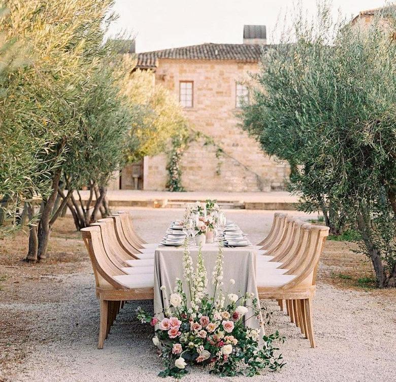 covid destination wedding in CA at Sunstone