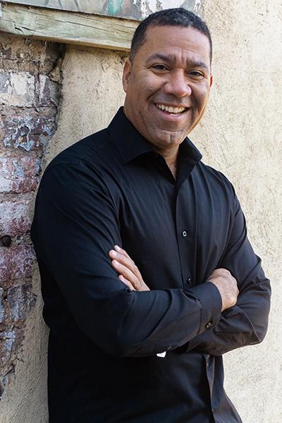 entrepreneur Marcus Johnson of Flo Wines