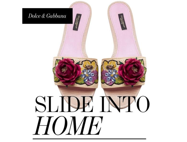 floral-print-slides-by-Dolce-Gabbana