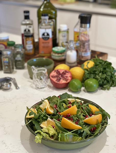 healthy super food salad dressing recipes