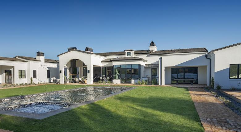 luxury custom home builder in Scottsdale Temac Development