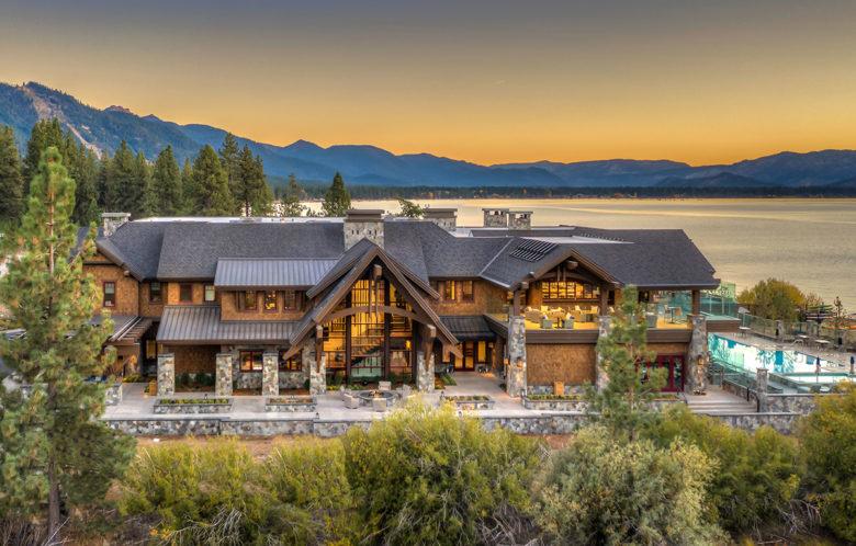 luxury living at Lake Tahoe Beach Club Nevada