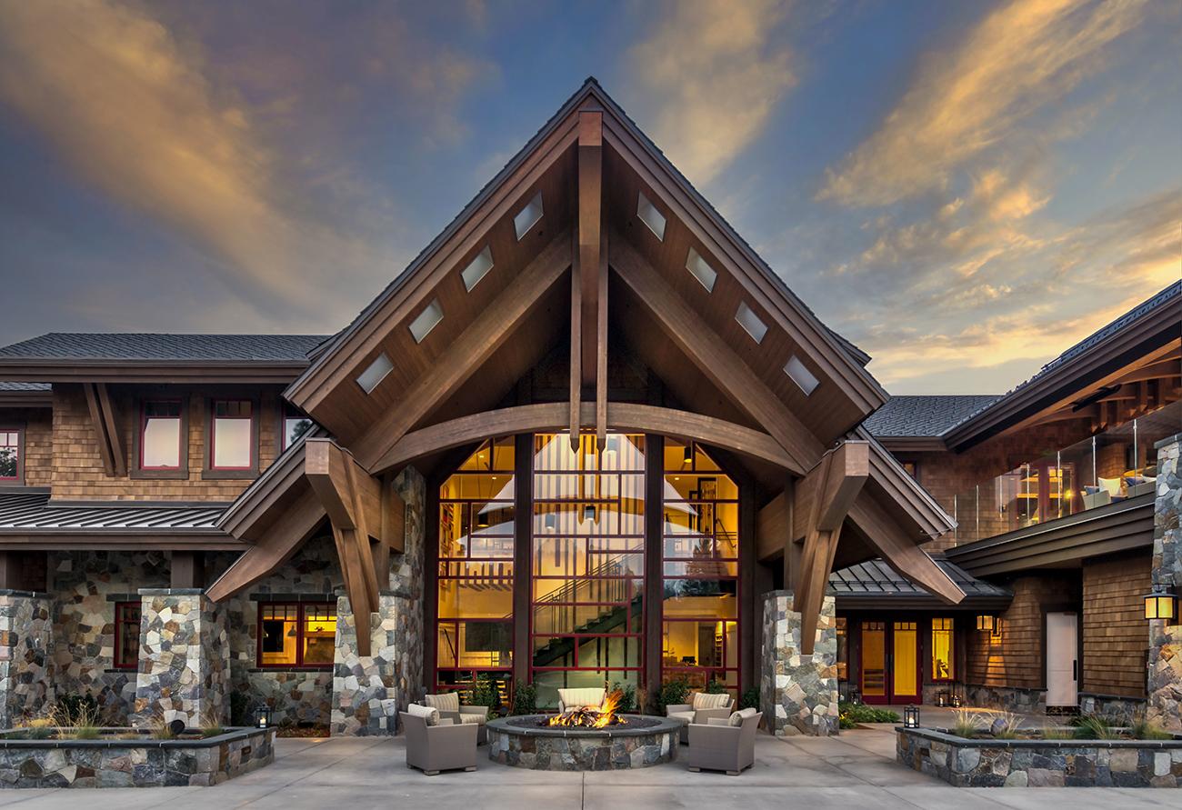 luxury living at Tahoe Beach Club in Nevada