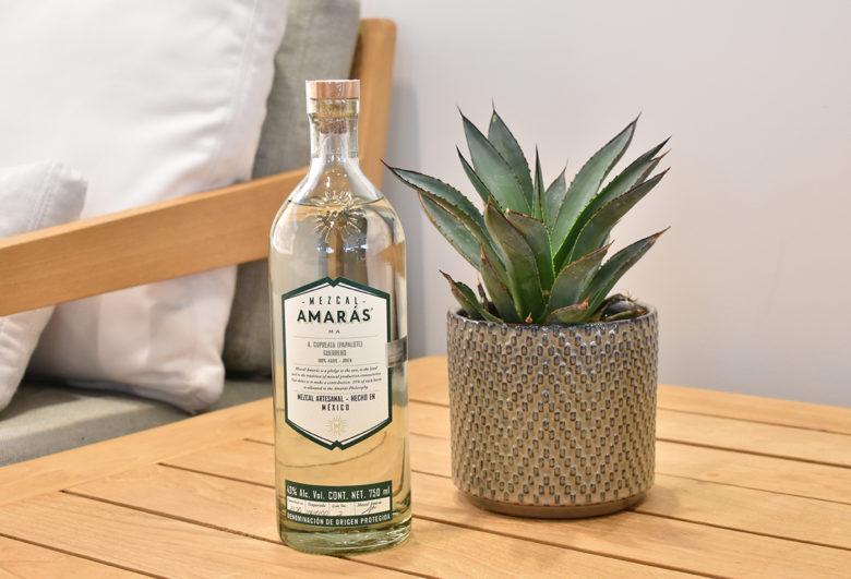 mezcal cocktail recipes from Casa Amaras