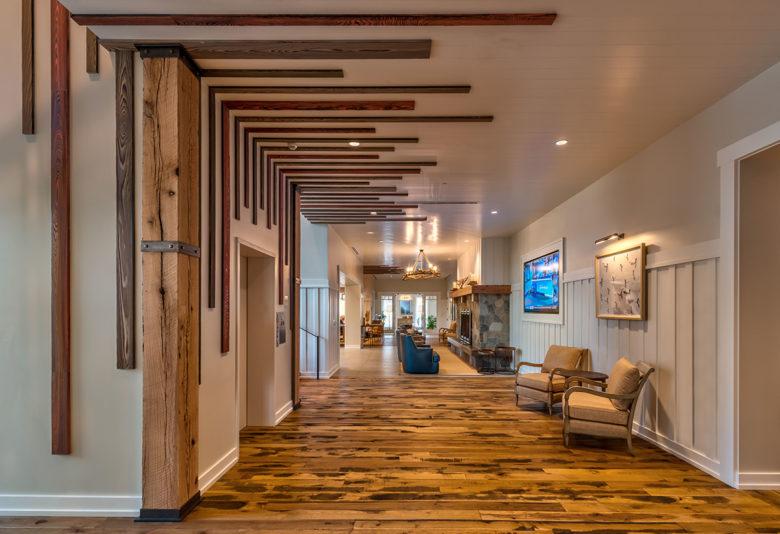 modern luxury at Lake Tahoe Beach club