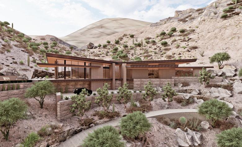 Crown Canyon a luxury custom home development