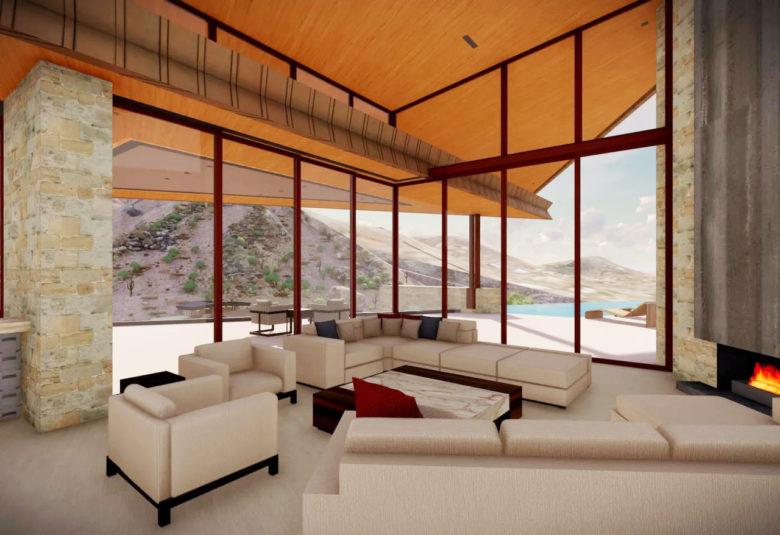 Crown Canyon modern luxury custom homes