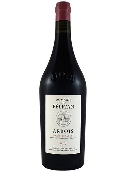 Domaine du Pelican Arbois best wine on a hike
