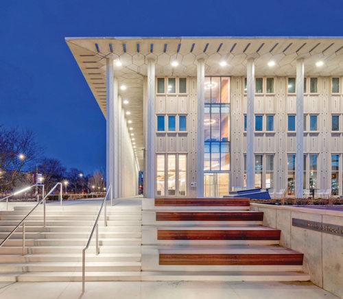 Harris School of Public Policy sustainable urban development