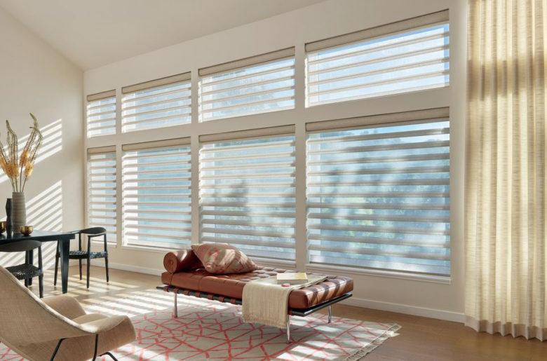 Hunter Douglas window smart home technology