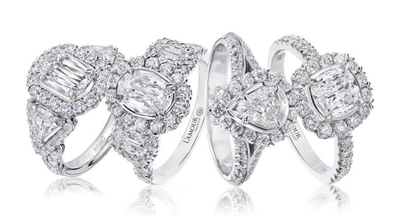 Hyde Park modern engagement ring design