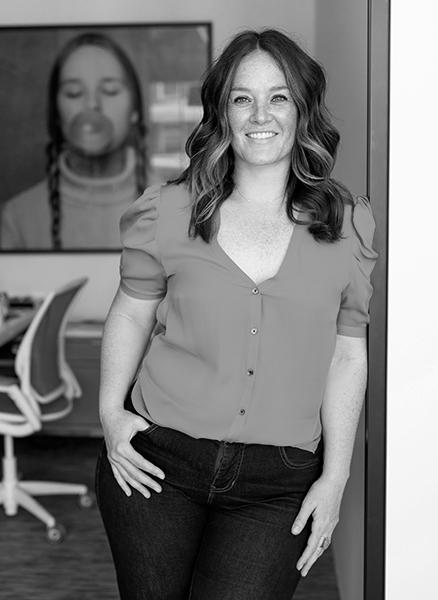 Margaret Seltzer founder of interior design firm River + Lime