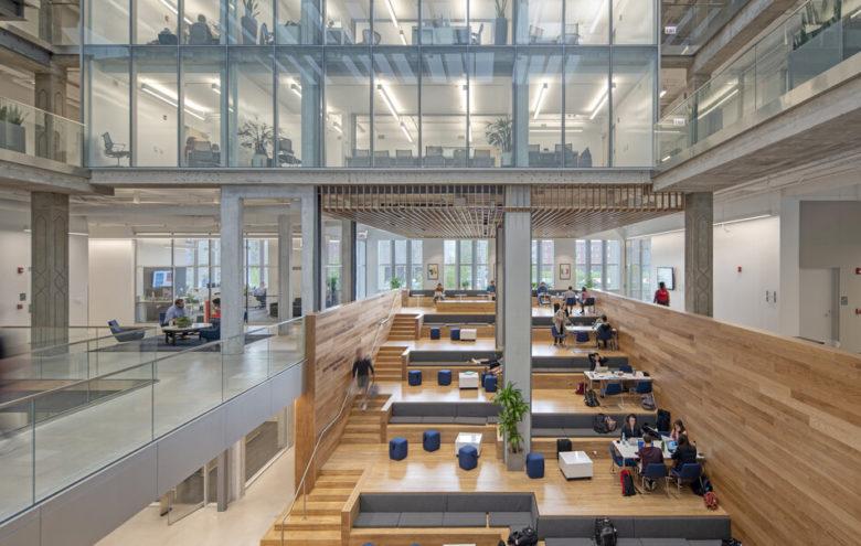 The Keller Center sustainable urban development