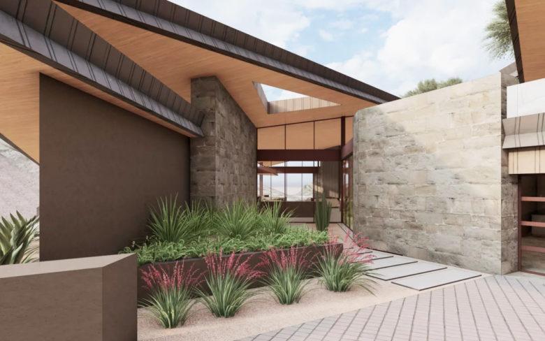luxury custom home development in Scottsdale