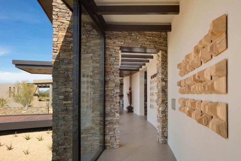 modern luxury Scottsdale by PHX Architecture
