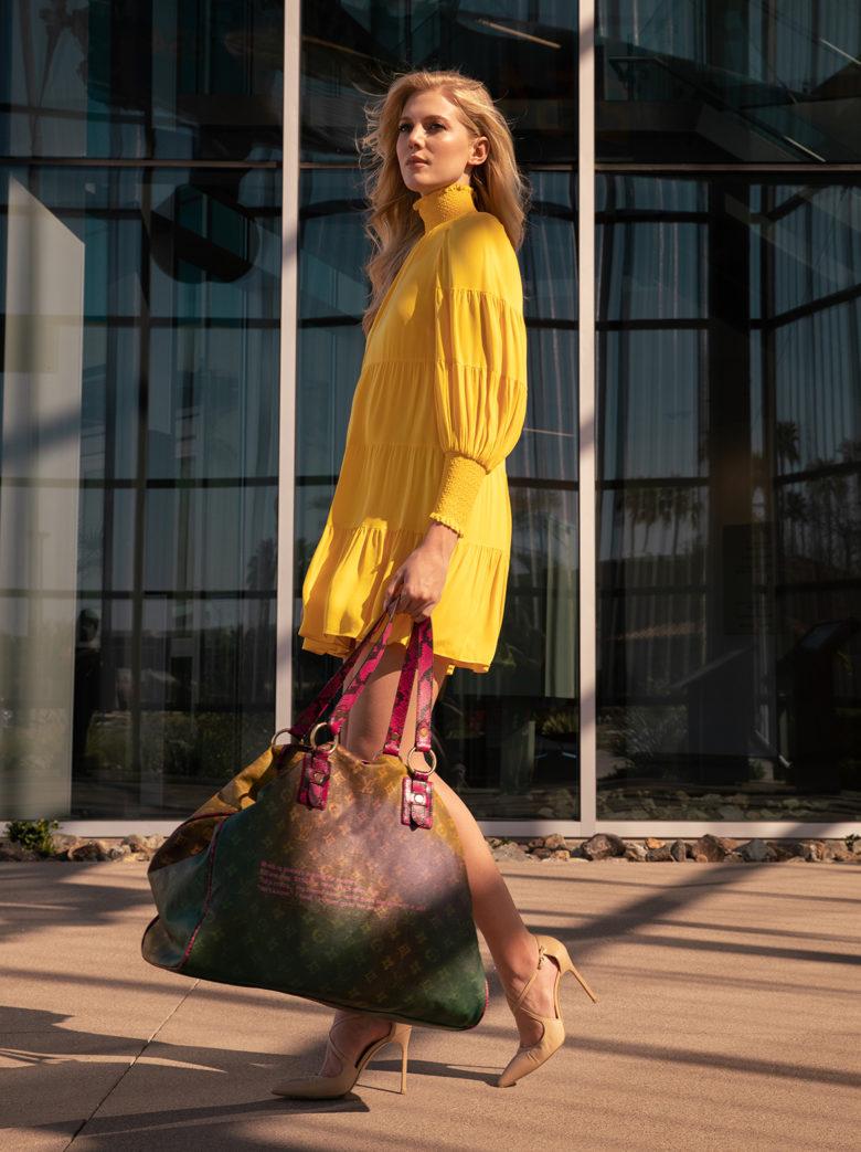 retro Spring Fashion trend ICONIC LIFE