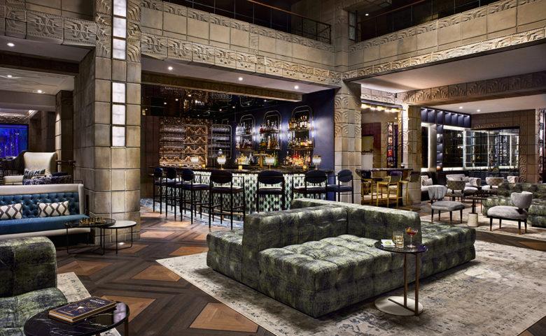 Arizona Biltmore Frank Lloyd Wright inspired resort