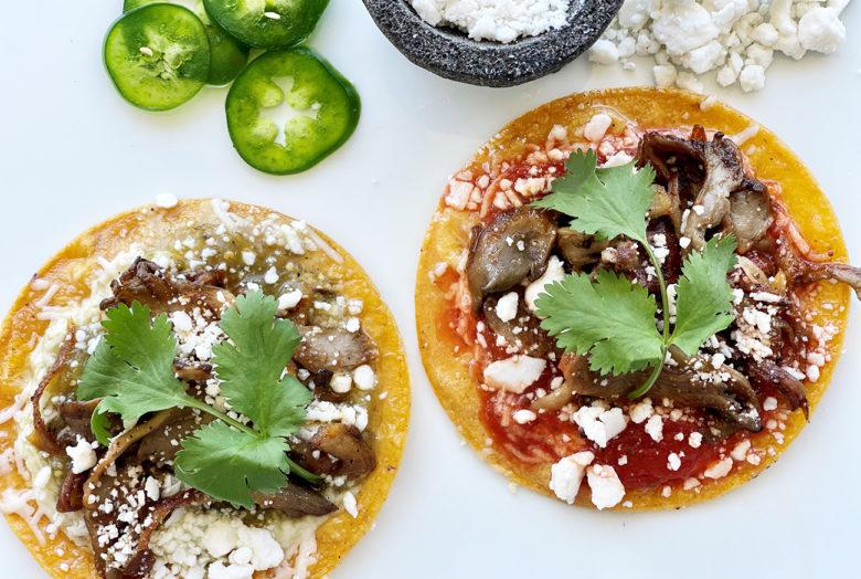 Chef Eddie Garza Mexican food vegan style