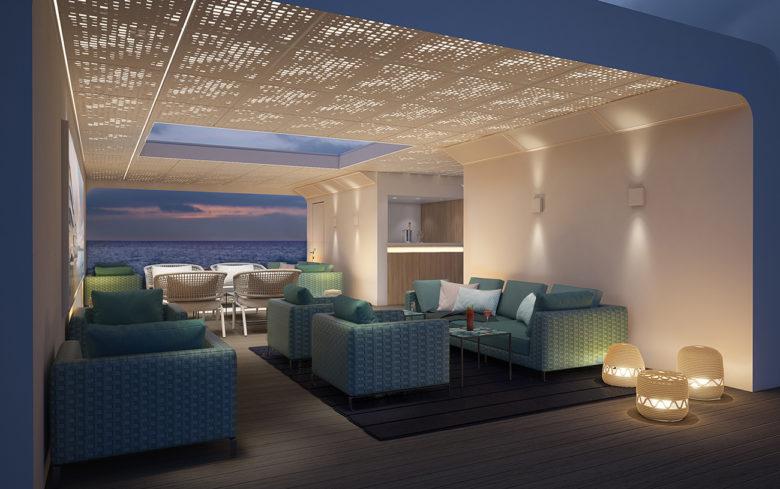 Crystal Endeavor small luxury cruise line