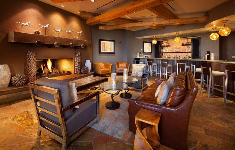 Kai Bar and restaurant at Sheraton Wild Horse Pass Phoenix