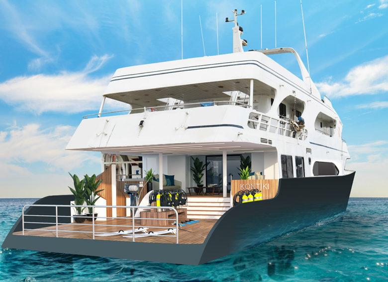 Kontiki Expeditions luxury small cruise line