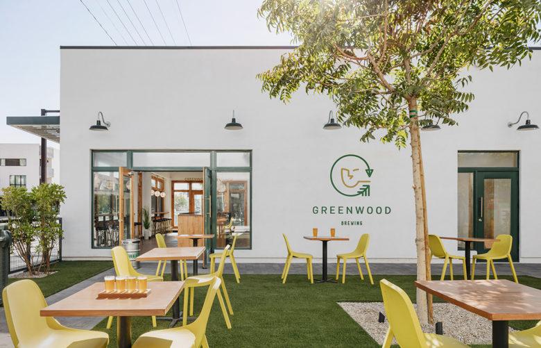 MacKenzie Collier garden design at Greenwood Brewery