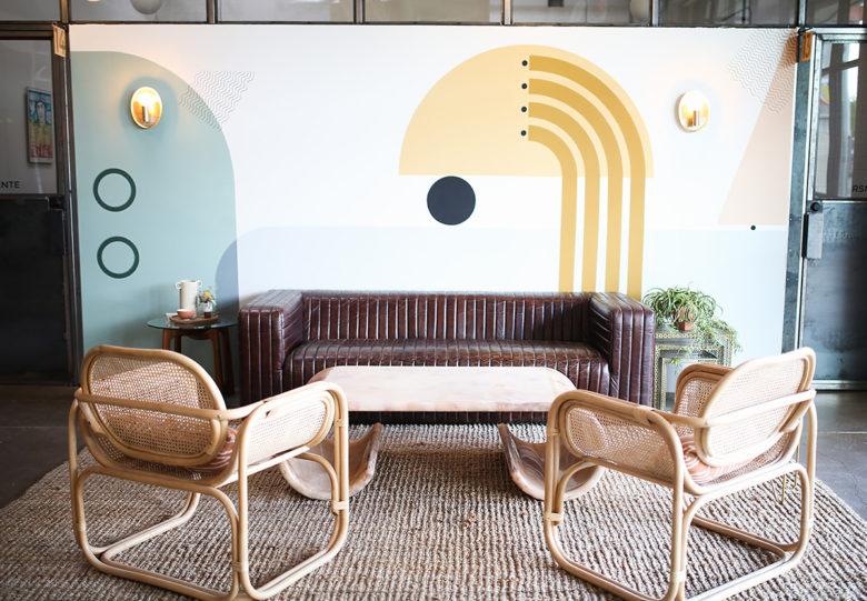 Mackenzie Collier mid century interior design
