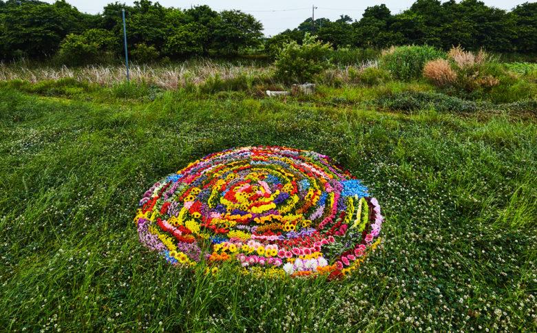 Makoto Azuma floral designer in Japam