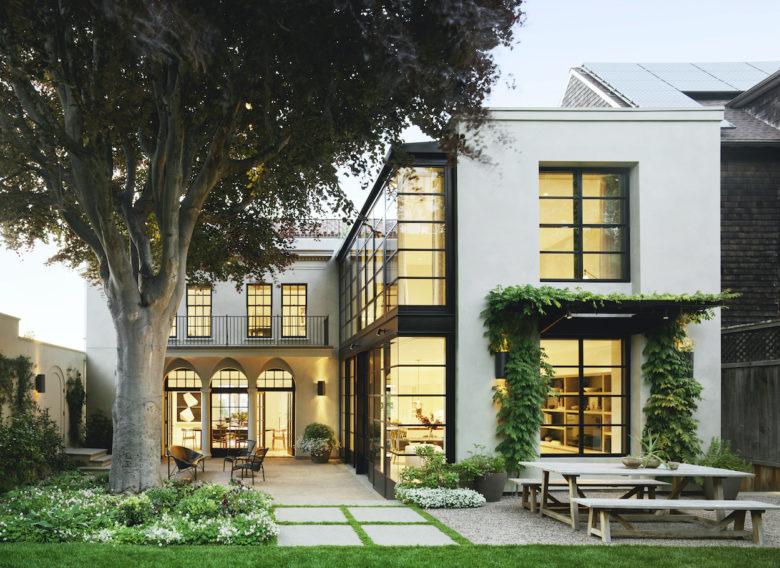 San Francisco modern residential architecture renovation