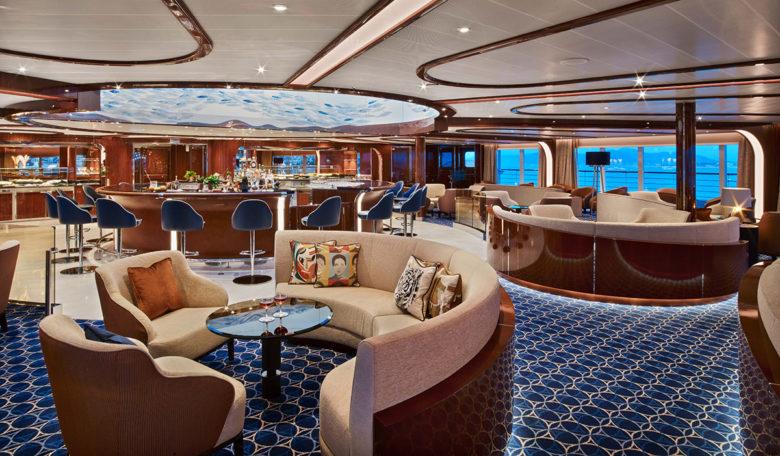 Seaborn small luxury cruise line