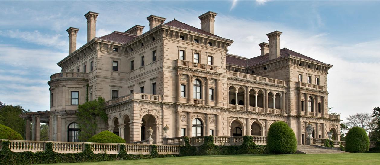 best mansion tour The Breakers Newport RI