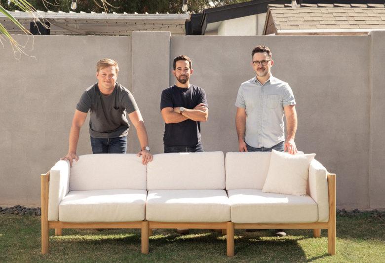 founders of Neighbor outdoor furniture