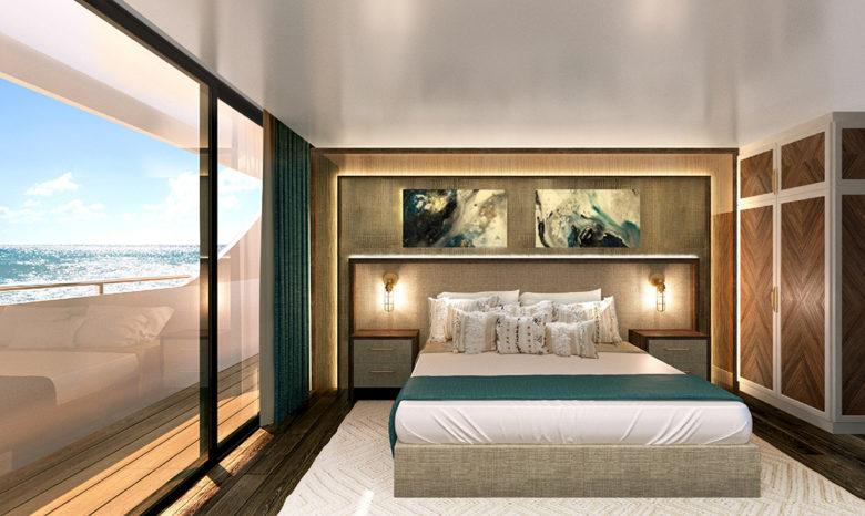 luxury small cruise line Kontiki Expeditions