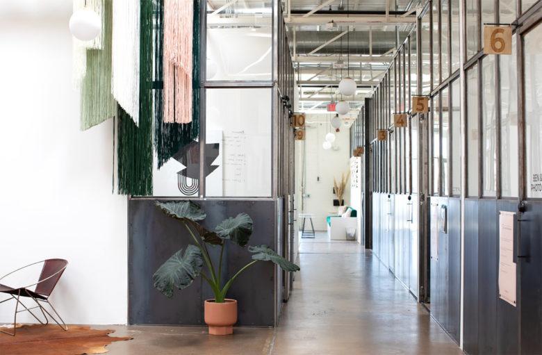 mid century interior design by MacKenzie Collier