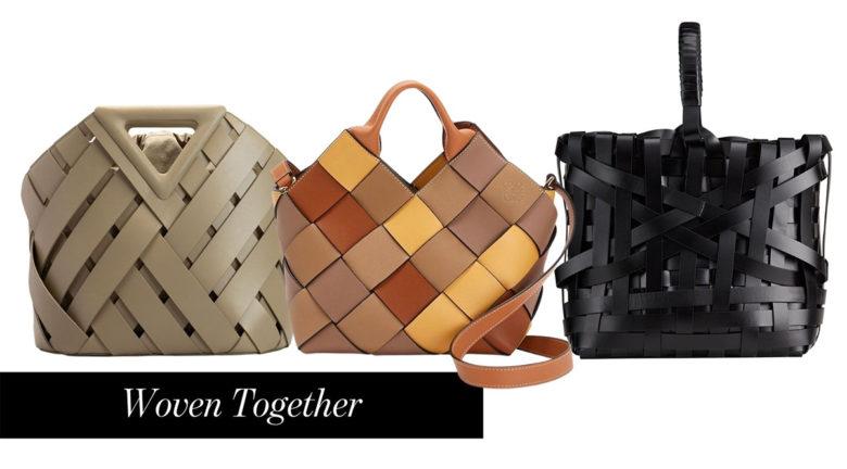 Bottega-Veneta-Jil-Sander-and-Loewe-woven-beach-bags