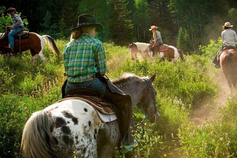Boulder Mountain Ranch at Park City Utah