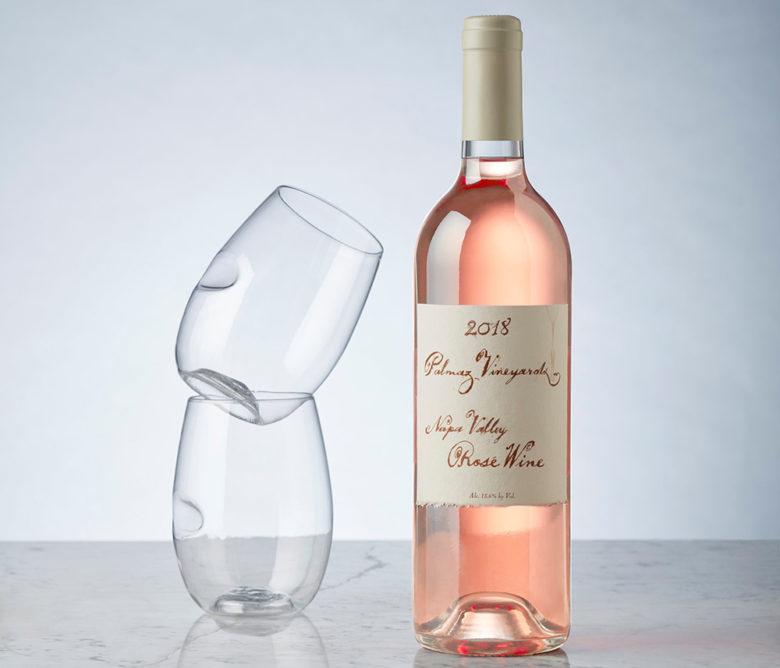 National Rosé Day wine by Palmaz Vineyards