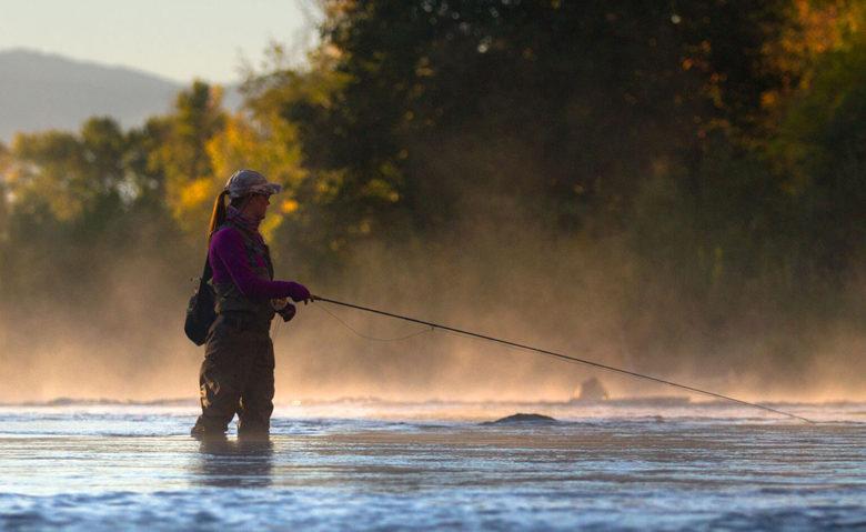 Park City Flyfishing at Park City Utah
