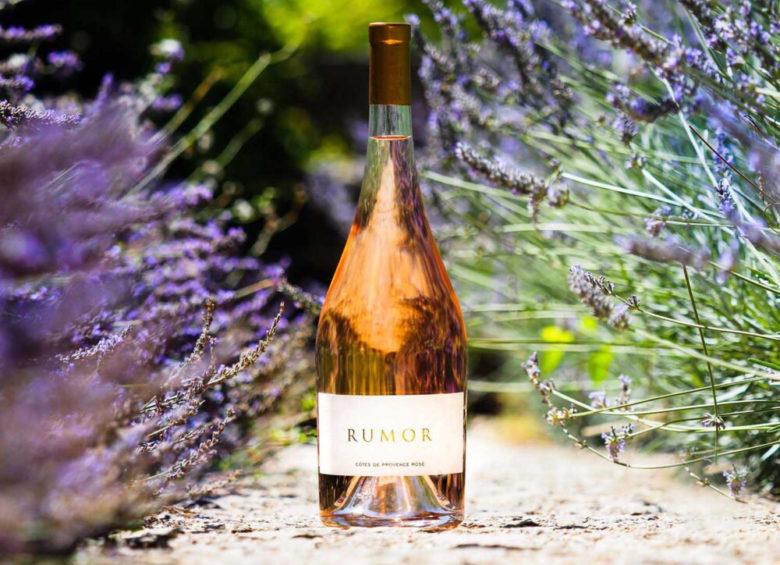 Rumor Rosé wine for National Rosé Day