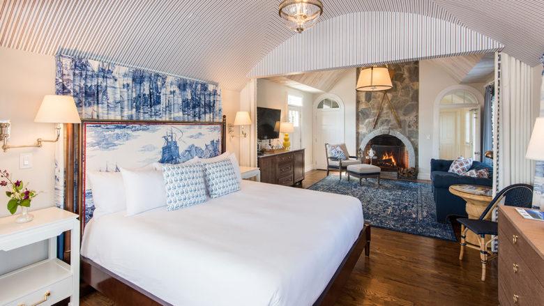 best east coast beach hotel at White Barn Inn