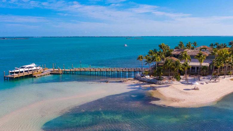 best east coast beach in Little Torch Key Florida