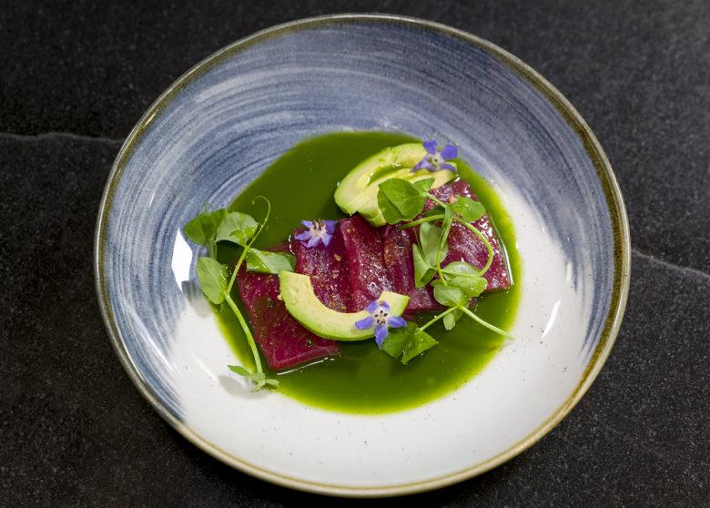 Chef Samantha Sanz dinner and drinks column ICONIC LIFE