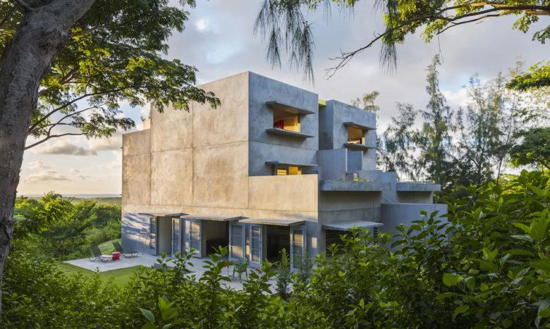 Hix Island House sustainable resort in Puerto Rico