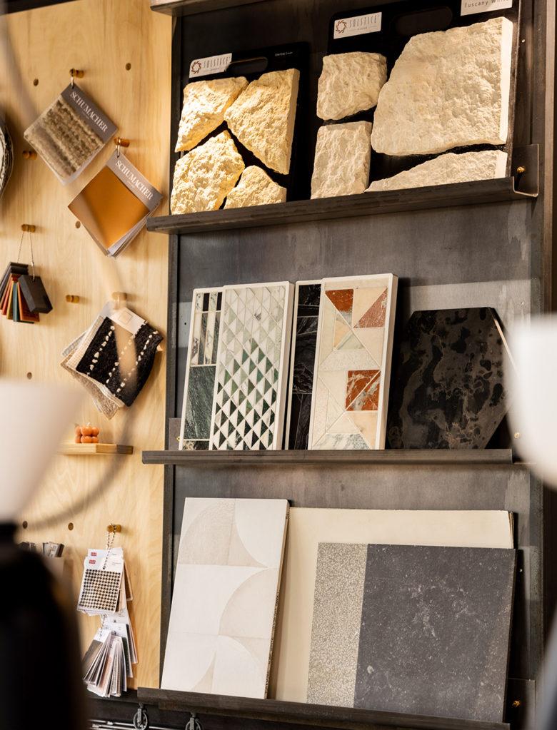 Iconic Design+Build client design center