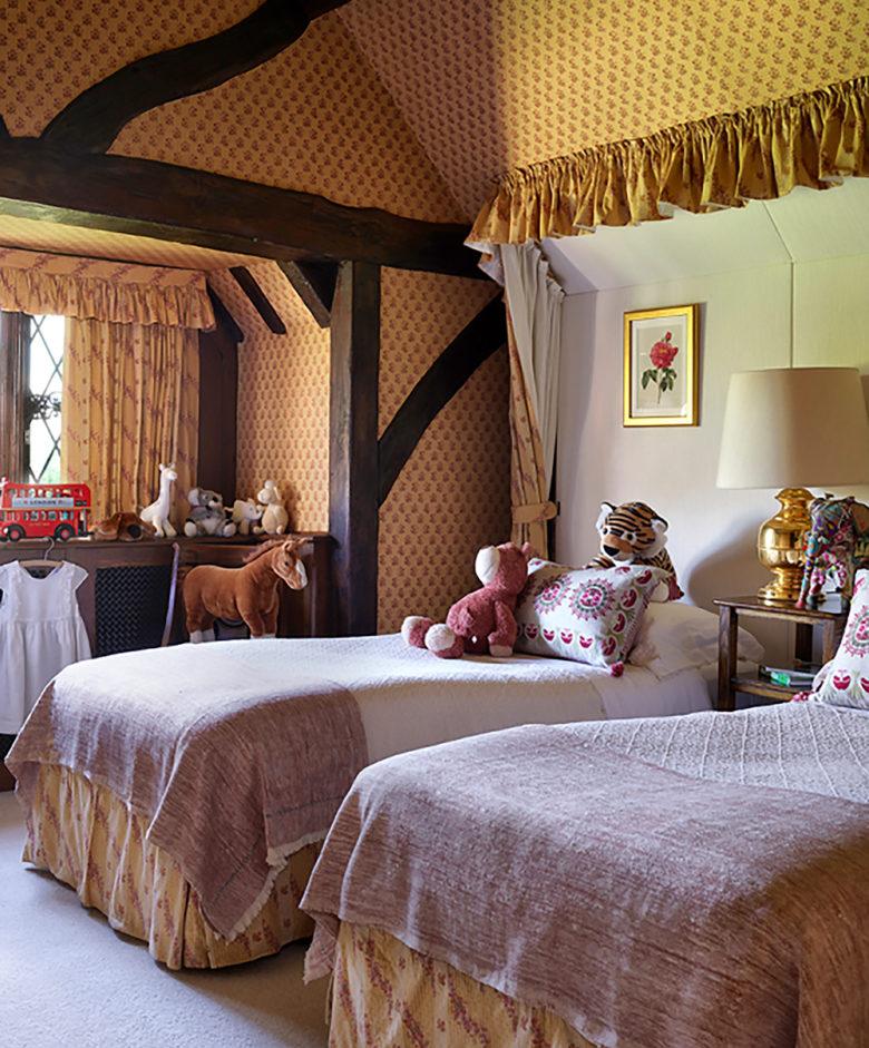Joy Moyler traditional bedroom style