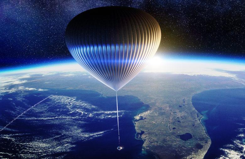 Space Perspective's radically gentle journey via Spaceship Neptune spaceballoon