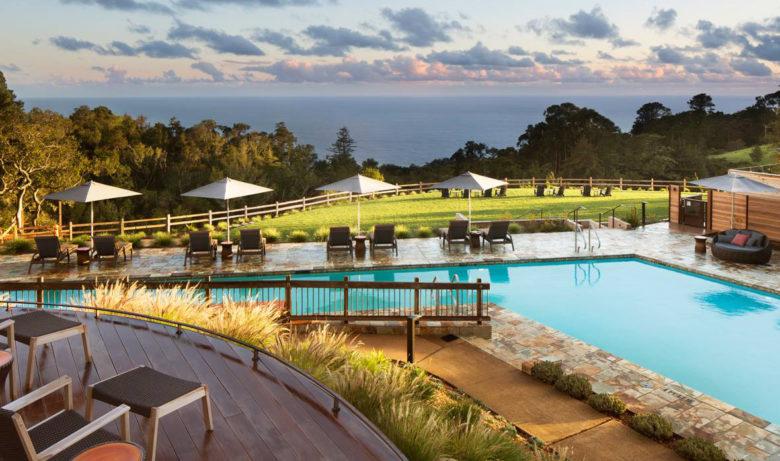 Ventana Big Sur sustainable resort