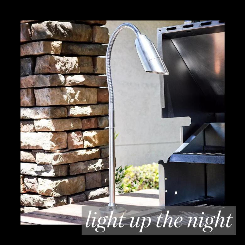 best grill light gadget by Lumens