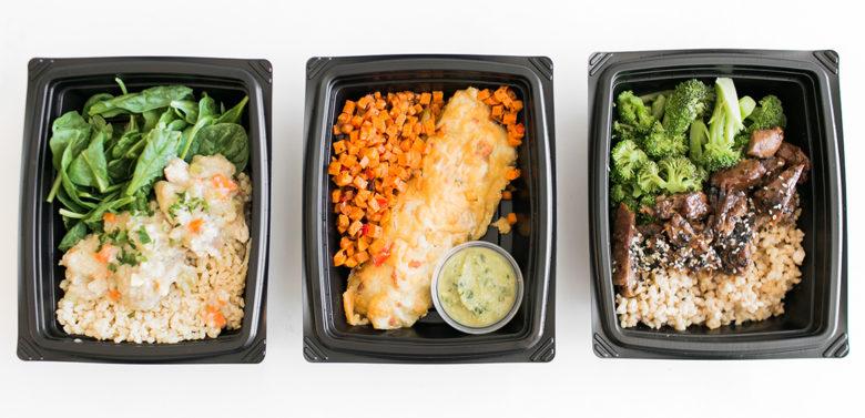 meal prep service by EAT Phoenix