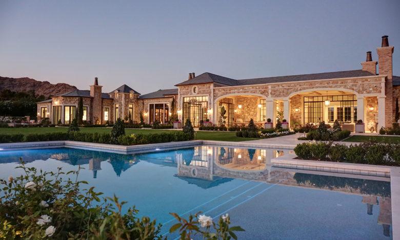 Arizona Cardinal Larry Fitzgerald's Paradise Valley home